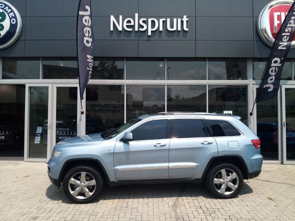 2013 Grand Cherokee  3.0 CRD Overland 4x4 Automatic